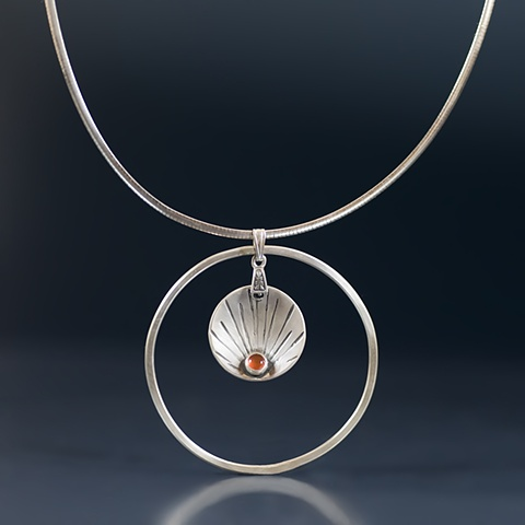 Lillypad Necklace