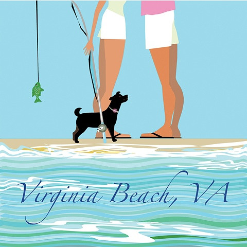 Virginia Beach Couple