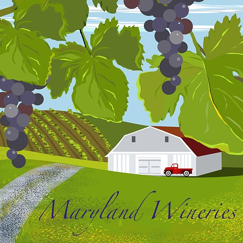 Maryland Wineries 1