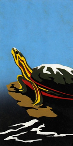 Emily Gray Koehler - Painted Turtle