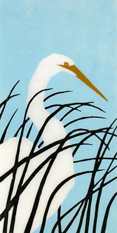 Emily Gray KOehler - Great Egret