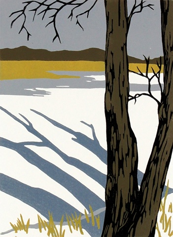 Emily Gray Koehler - Frozen Marsh
