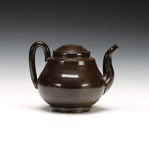 Black Salt Teapot Series