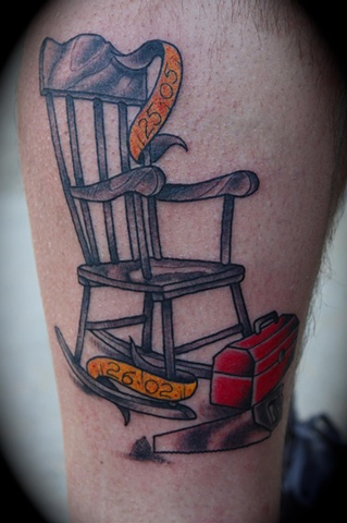 Top rocking chair stool images for pinterest tattoos for 2 chairs tattoo