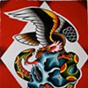 snake and eagle