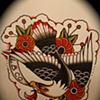 folk art eagle