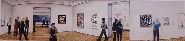 Afternoon at MOMA