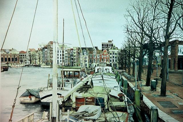 Amsterdam Stroll