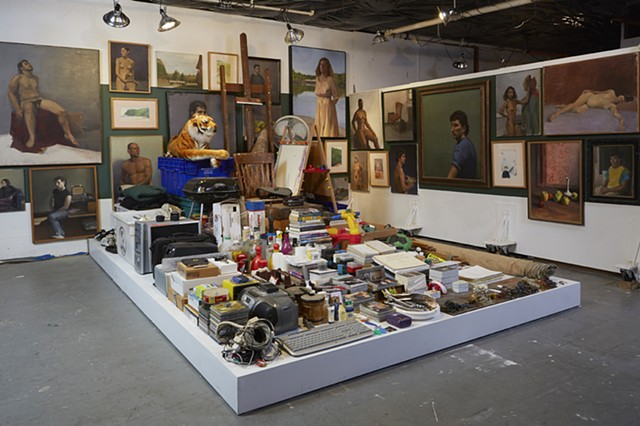 Everything must go (installation view)