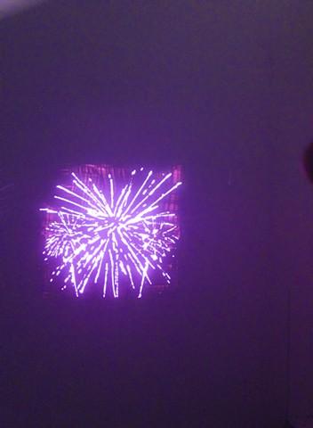 Fireworks, Purple