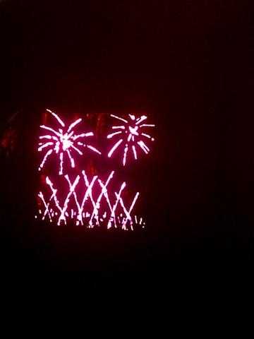 Fireworks, Pink