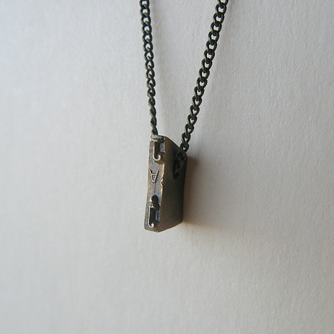 Strikeplate Necklace - J