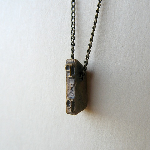 Strikeplate Necklace - P
