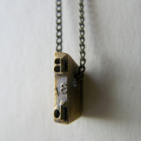 Strikeplate Necklace - B