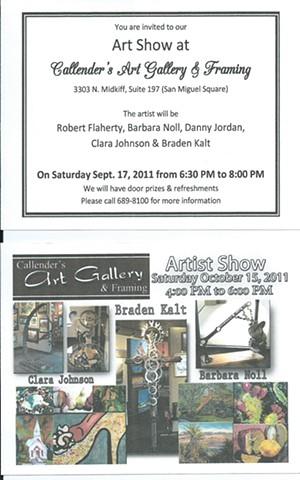 Callender's art  Gallery
