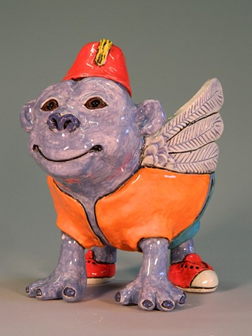 Flying Monkey Bowl