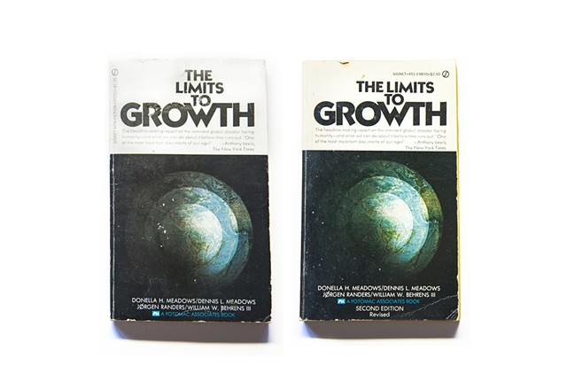 The Limits to Growth: 1st and 2nd Editions, 1972 & 1974
