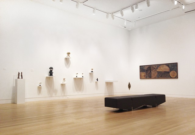 'Rooted in Soil' at The DePaul Art Museum