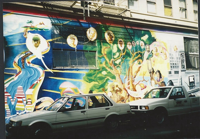 6th Street Mural