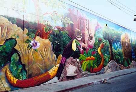 Langton Alley, SF