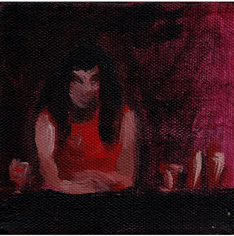 February 19  Lonely bartender