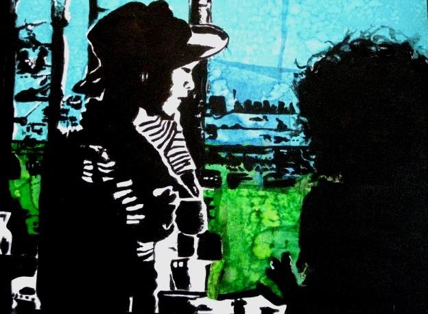 Portrait at Greens