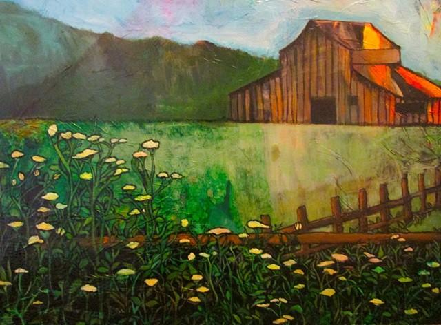 Pt. Reyes Barn