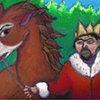 King and Horse
