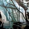Winter Headlands triptych