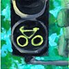 February 25  San Francisco gives a green light to bicycles.