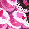 Feb 14  Sweets for Valentine's Day.