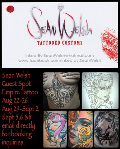 Sean Welsh to do guest spot at Empire