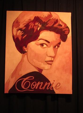 Connie Francis Satin Dolls