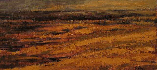 Flint Hills painting