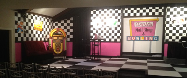 50's show stage right