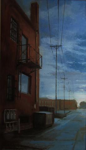 alley newton nocturn