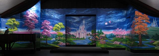 Stage Center Disney Revue