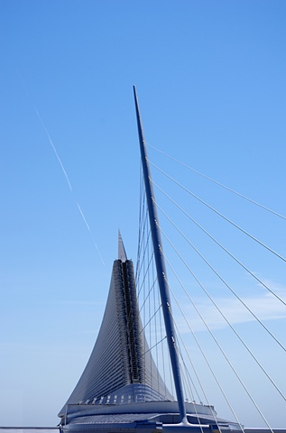Milwaukee Art Museum, 1