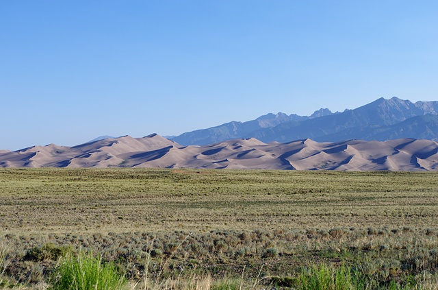 The Dunes, from Afar