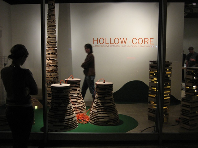 Hollow-core