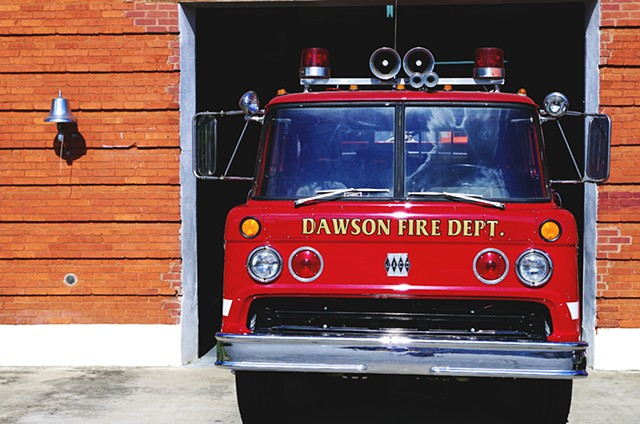 Dawson Fire Engine