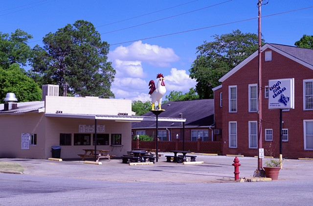 Carters Fried.  Dawson, GA