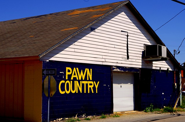 Pawn Country.  Fitzgerald, GA.