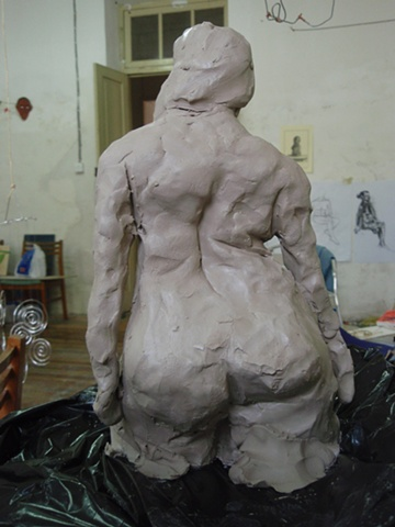 Life Drawing with Clay