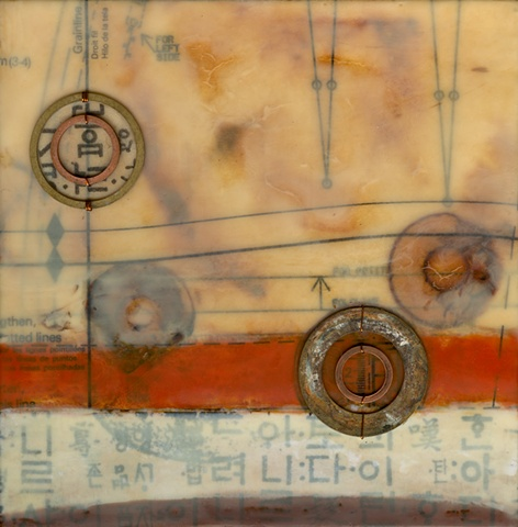 Measure of Time - SOLD