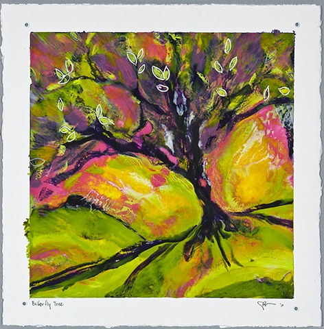 Butterfly Tree - SOLD