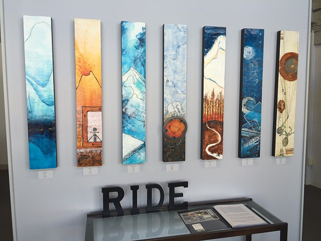 RIDE SERIES