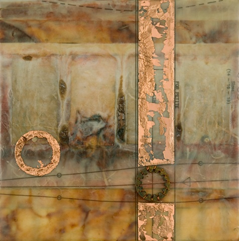 Copper & Oxide - SOLD
