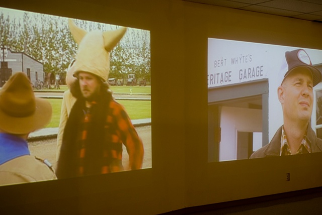 NCN video installation