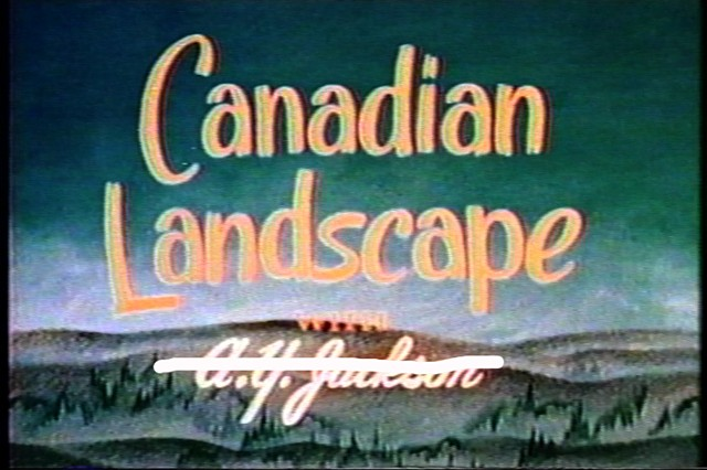 The Canadian Landscape Video